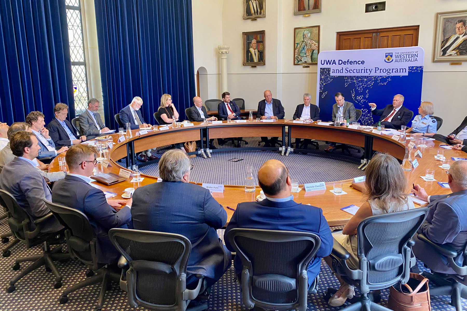 Defence-and-Strategy-Forum-Launch